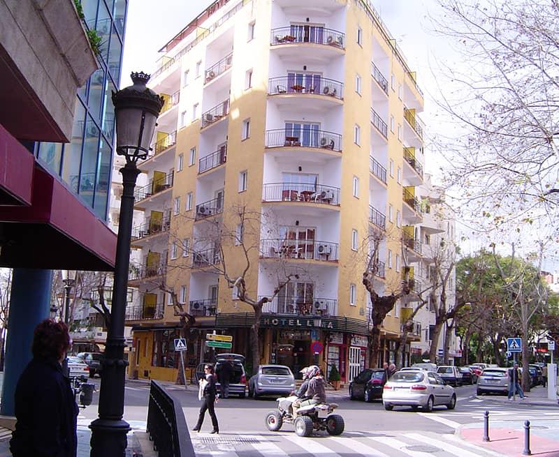 Hotel Lima in Marbella