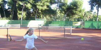 Natalie Syme Tennis Player