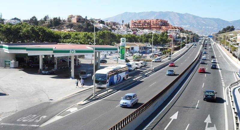 Club La Costa Bus Stop