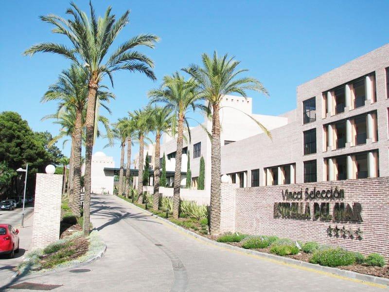 Vinci Estrella del Marbella Hotel