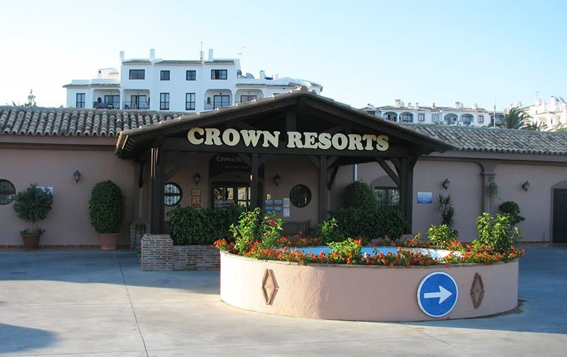 Crown Resorts Delta Club Reception