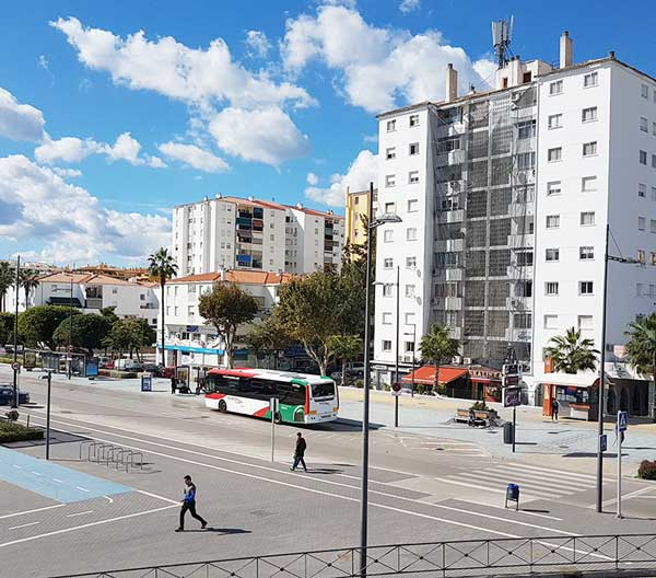 San Pedro de Alcántara Bus Station