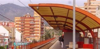 Los Boliches Train Stop
