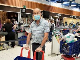 Is it safe to travel in Spain? Check out my precautions as I go shopping.